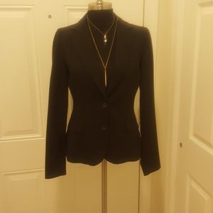 Club Monaco Black Blazer